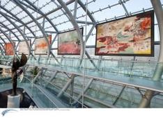 Hangar-7 Kunst und Veranstaltungen