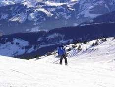 Salzburger Kalkalpen in Österreich